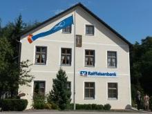 Raiffeisenbank Neumarkt-St. Veit - Reischach eG, Geschäftsstelle Egglkofen, Landshuter Str. 1 in 84546 Egglkofen